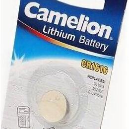 Батарейки - Элемент питания Camelion CR1616 BL1, 0