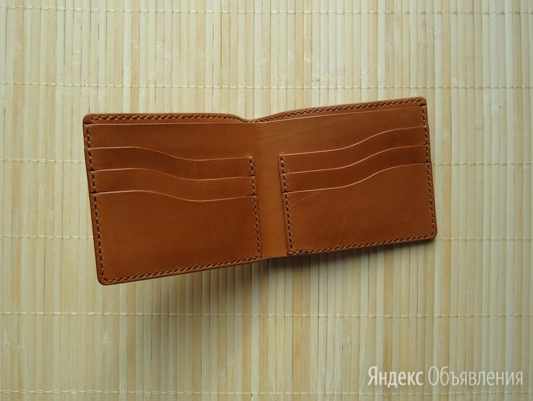 Портмоне кошелёк бумажник натуральная кожа по цене 2495₽ - Кошельки, фото 0