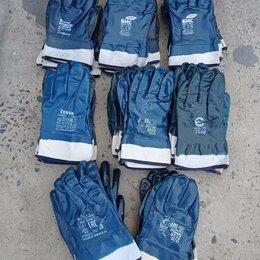 Средства индивидуальной защиты - Рабочие перчатки / рукавицы, 0