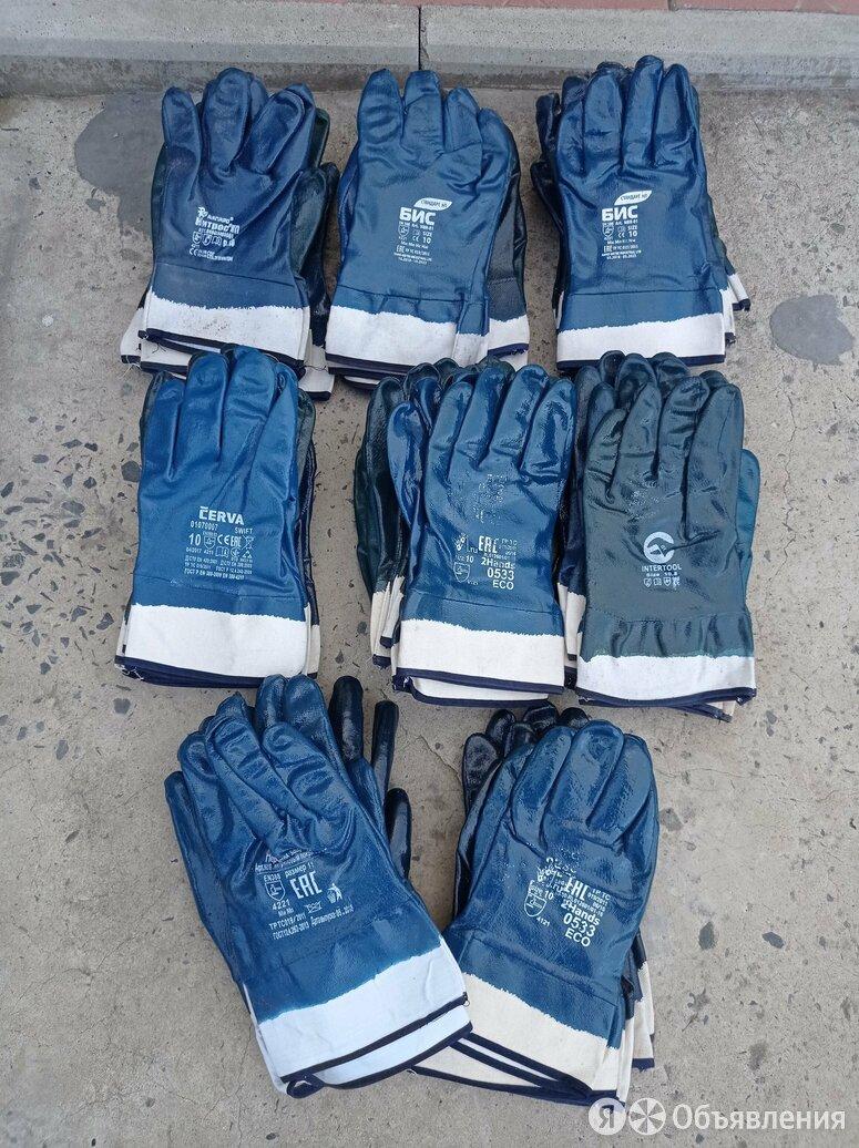 Рабочие перчатки / рукавицы по цене 20₽ - Средства индивидуальной защиты, фото 0