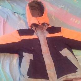 Куртки и пуховики - Пуховик детский на мальчика от 3-5 лет, 0