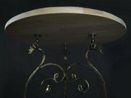Столы - Художественная ковка/Резьба по дереву, 0