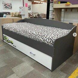 Кроватки - Кровать софа Детская Графитти, 0