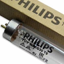 Приборы и аксессуары - Лампа бактерицидная ультрафиолетовая PHILIPS…, 0