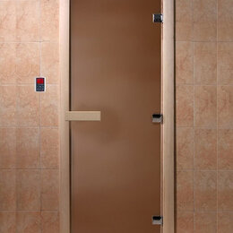 "Двери - Doorwood Дверь DoorWood ""Бронза"" 190х70 (коробка ольха), 0"