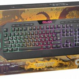 Клавиатуры - КЛАВИАТУРА ПРОВ. DEFENDER GELIOS GK-174DL, 0