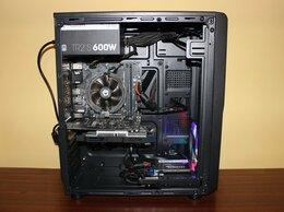 Настольные компьютеры - i5-9400F / 8 Гб / SSD / HDD 1 Тб / RX 560 4 Гб, 0