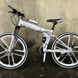 Велосипеды - Велосипед складной Green 26, 0