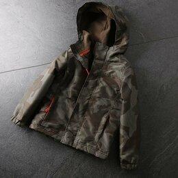 Куртки и пуховики - Куртка на флисе р 116см осень-весна, холодное лето, 0