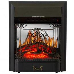 Камины и печи - Royal Flame Очаг Majestic FX M Black, 0