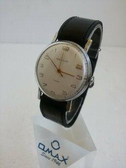 Наручные часы - Часы наручные мужские механические Весна СССР, 0