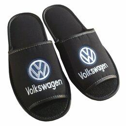 Домашняя обувь - Тапочки Фольксваген, 0
