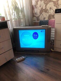 Телевизоры - Телевизор кинескопный,самовывоз,в рабочем…, 0