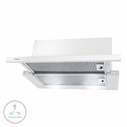 Вытяжки - Кухонная вытяжка HANSA OTP 6241 WH, 0
