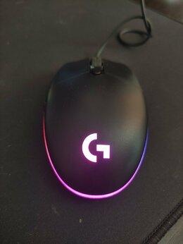 Мыши - Мышка игровая. Logitech G102 Lightsync, 0