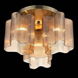 Люстры и потолочные светильники - Потолочная люстра ST Luce Onde SL117.302.03, 0