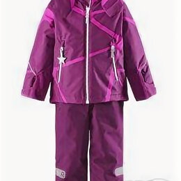 Комплекты верхней одежды - Новый 3 сезона комплект Reima Kiddo р.104 Фины, 0