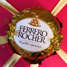 Подарочные наборы - Конфетка «Ferrero Rocher», 0