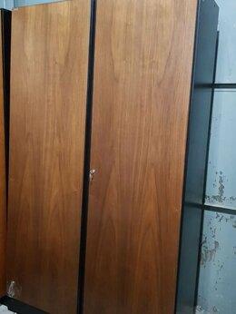 Шкафы, стенки, гарнитуры - Шкаф металлический 202х120х42 2-х створчатый, …, 0