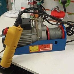 Грузоподъемное оборудование - Ав78, электрическая таль euro lift 500кг, 0