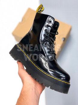 Ботинки - Dr Martens лаковые, 0