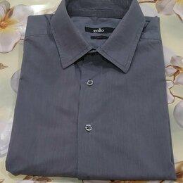 Рубашки - Рубашка Zolla офисная 52 размер, 0