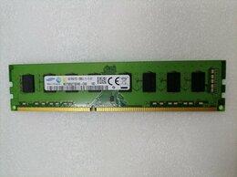 Модули памяти - Samsung 4gb 2rx8 pc3-12800u-11-11-b1, 0