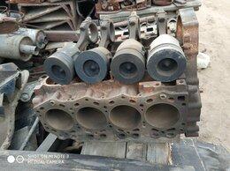 Двигатель и комплектующие - Блок двигателя с поршнями на Mazda Titan SL, 0
