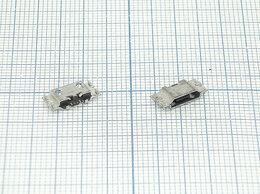 Зарядные устройства и адаптеры - Разъем Micro USB для Sony Xperia C5 Ultra Dual…, 0