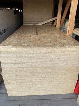 Древесно-плитные материалы - OSB | ОСБ, 0