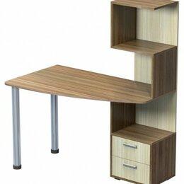 """Компьютерные и письменные столы - Компьютерный стол """"Змейка"""" (Новая мебель)., 0"""