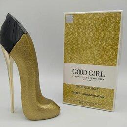 Парфюмерия - Carolina herrera good girl gold (золото туфелька) w 80ml, 0