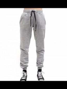 Брюки - Спортивные штаны черные белые летние, 0