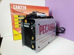 Сварочные аппараты - 🔥Инверторный сварочный аппарат РЕСАНТА САИ-220А, 0