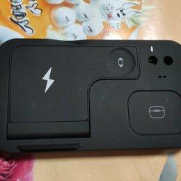 Зарядные устройства и адаптеры - Беспроводная зарядка IPhone/Samsung, 0