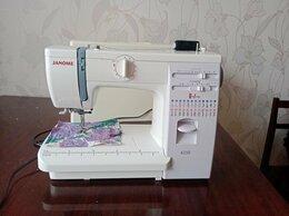 Швейные машины - Швейная машина Janome 423S, 0