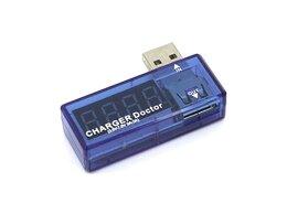 Инструменты - USB-тестер Charger Doctor F03-02-44 без…, 0