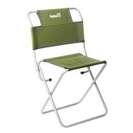 Походная мебель - Стул туристический со спинкой зеленый СР-450.19(с) труба ф19 Helios, 0