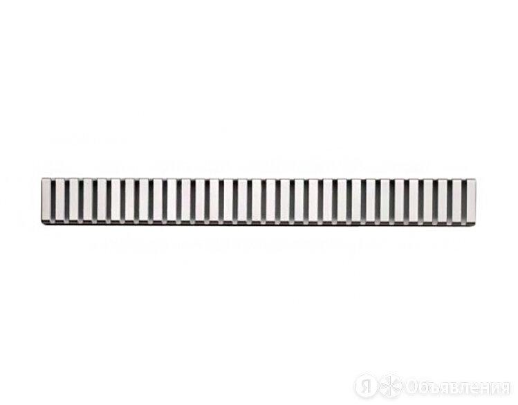 Решетка ALCAPLAST Line 750M матовая по цене 5034₽ - Дренажные системы, фото 0