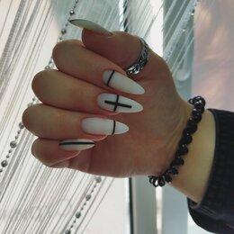 Наращивание ногтей - Ногти Воронеж, маникюр, наращивание, 0