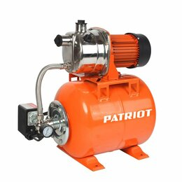 Насосы и комплектующие - Насосная станция PATRIOT 850Вт 3000л/час нерж, 0