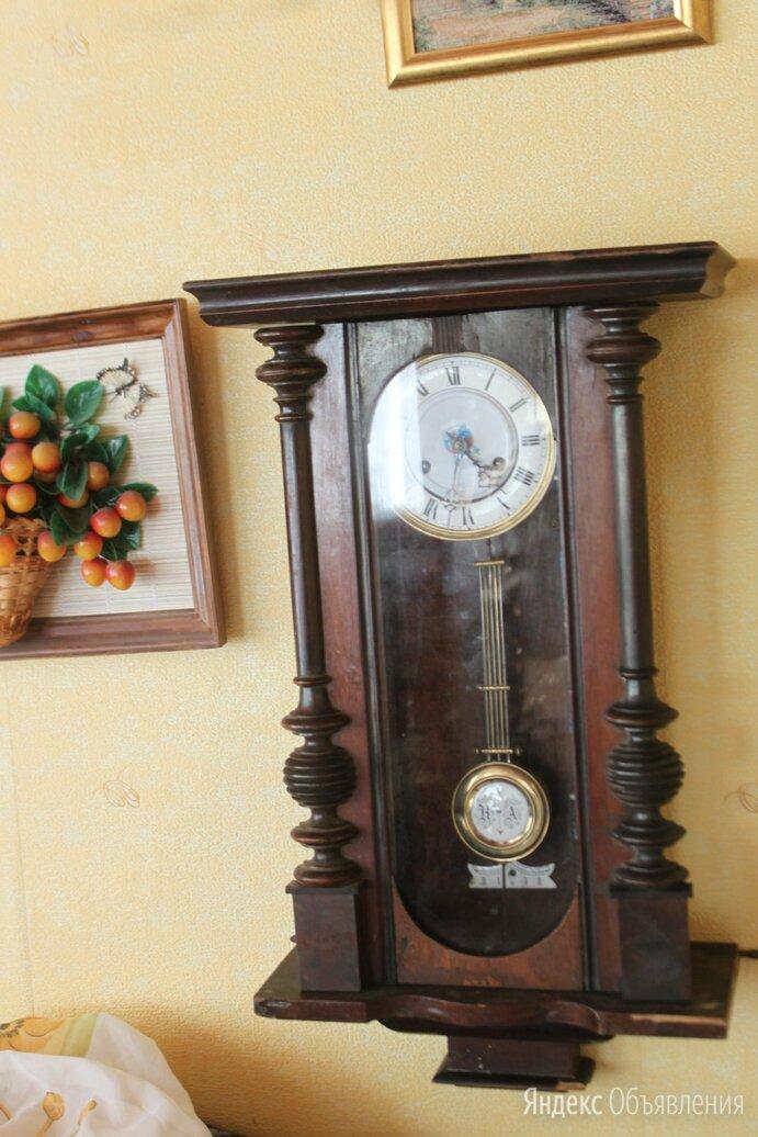 Часы ходики старинные немецкие. по цене 7000₽ - Часы настенные, фото 0