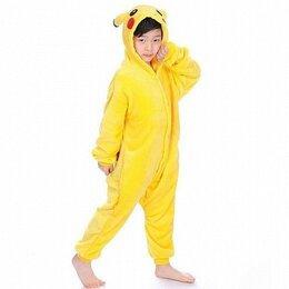 Кигуруми - Пижама кигуруми Пикачу, детский, 0