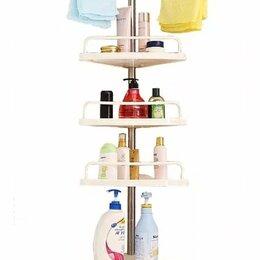 Полки, стойки, этажерки - Угловая полка для ванной, 0