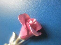 Броши - Брошь-роза фирмы Avon, 2002г., 0
