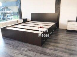 Кровати - Кровать с выдвижными ящиками , 0