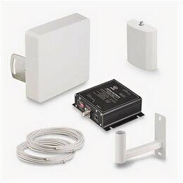 Антенны и усилители сигнала - Усилитель сотовой связи 3G - комплект для пригорода, 0