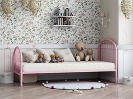 Кроватки - Кровать металлическая Эвора 1, 0