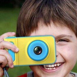 Игрушечная мебель и бытовая техника - Детский фотоаппарат, 0