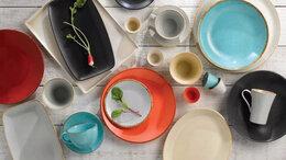 Тарелки - Фарфоровая посуда Porland seasons, 0
